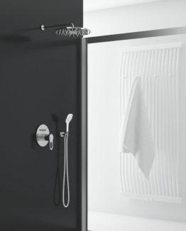 Zestaw prysznicowy podtynkowy Actima